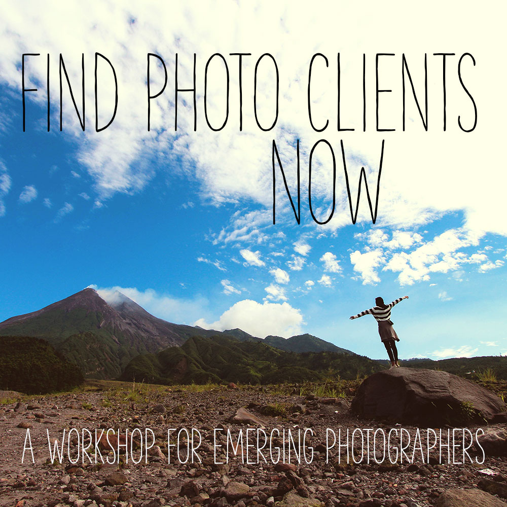 A system for finding editorial and commercial photography clients in your city and region